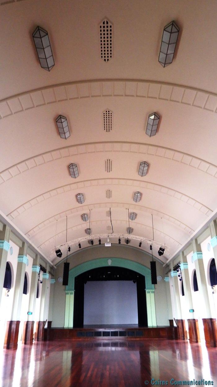Shire Hall Interior