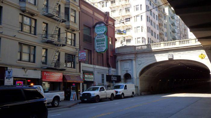 Stockton St Tunnel