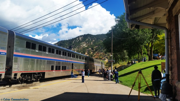 Amtrak Glenwood Springs