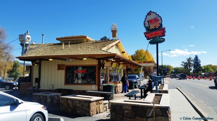 Buena Vista Burger Bar