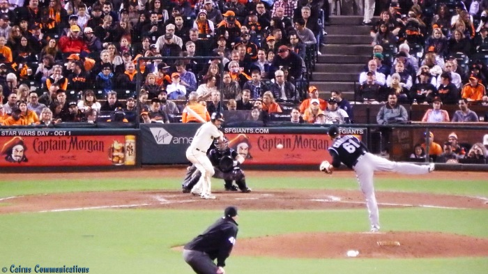 SF Giants v Colorado Rockies