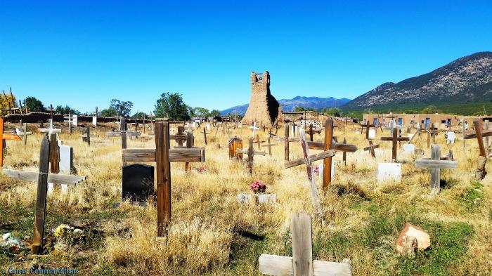 Taos Pueblo massacre site