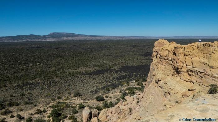 El Malpais Sandstone Bluffs
