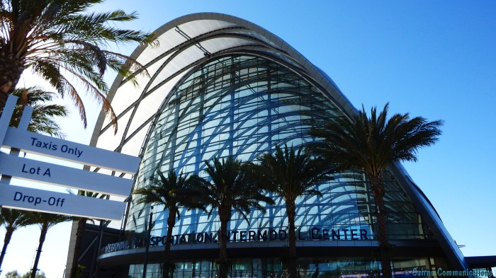 Anaheim Artic Transport interchange