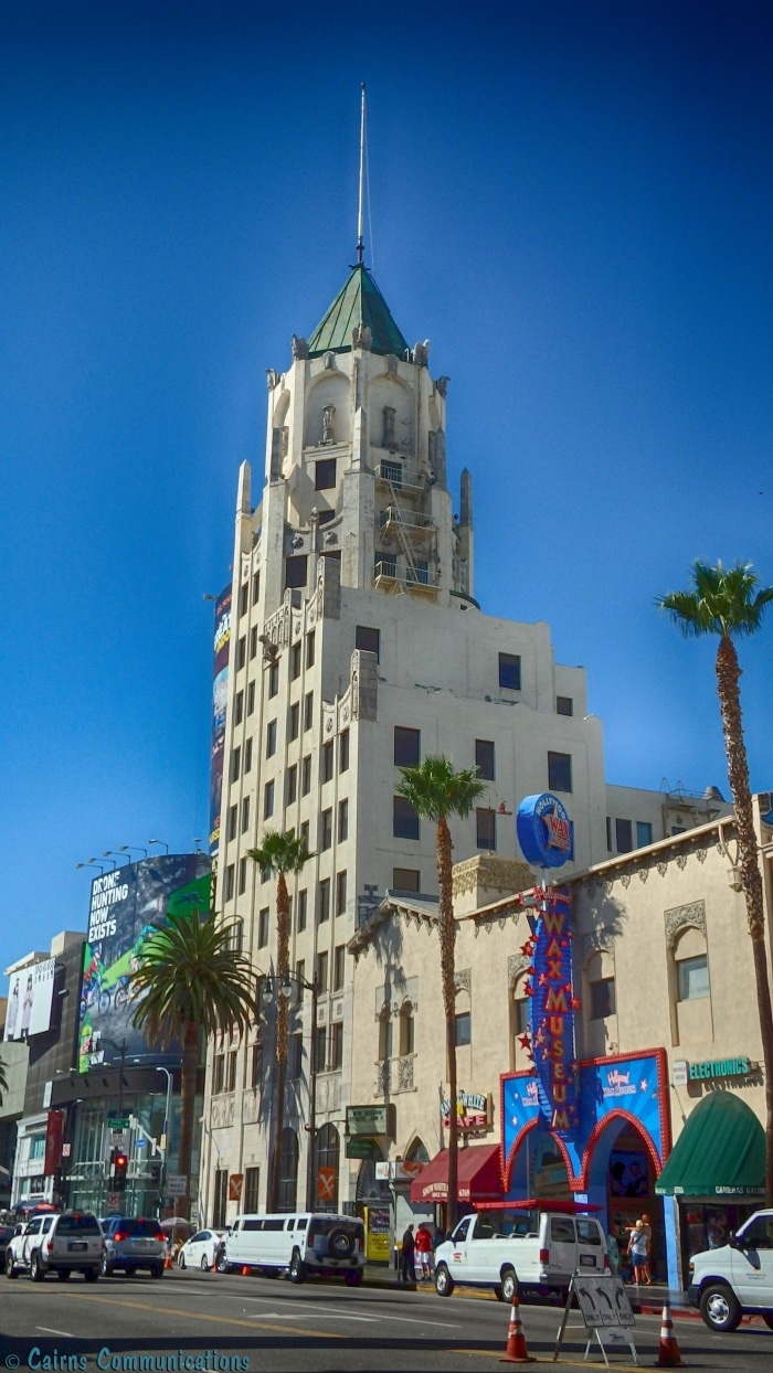 Hollywood First National and Wax Museum