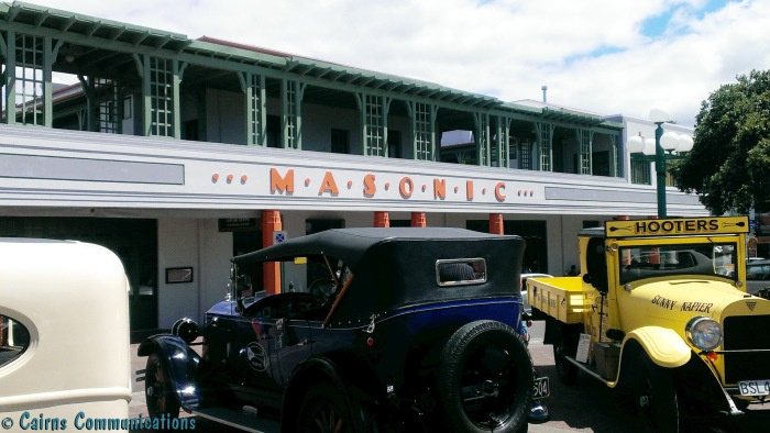 Masonic Hotel, Napier NZ