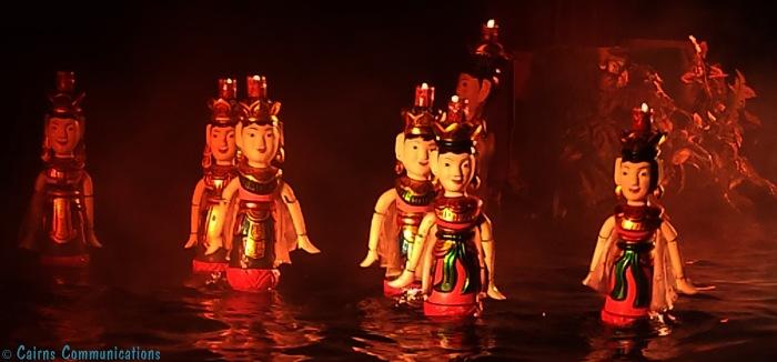 Hoi An Water Puppets