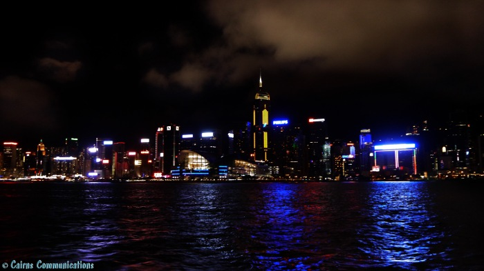 Hong Kong Harbour Lights