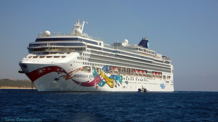 Norwegian Jewel Cabo San Lucas