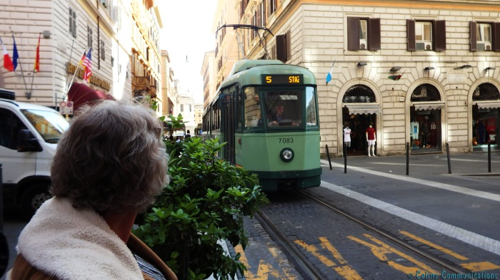 Rome light rail