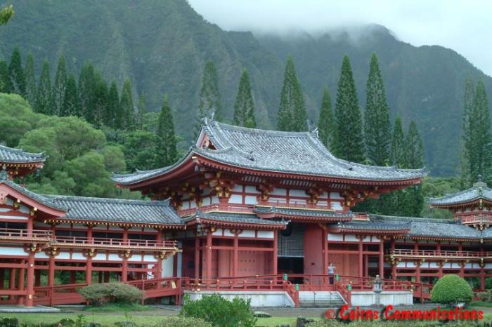Byodo Temple, Hawaii