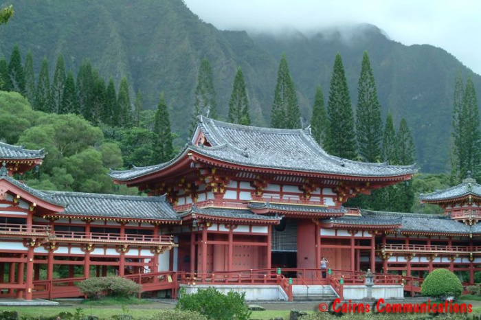 Byodo Temple, Hawaii