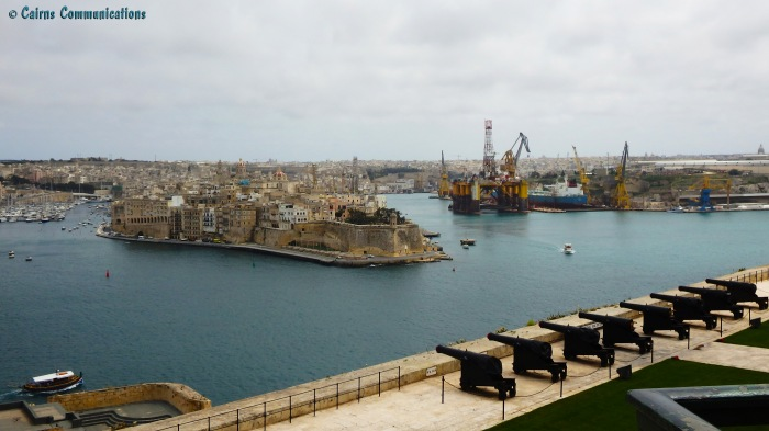 Malta Cannons