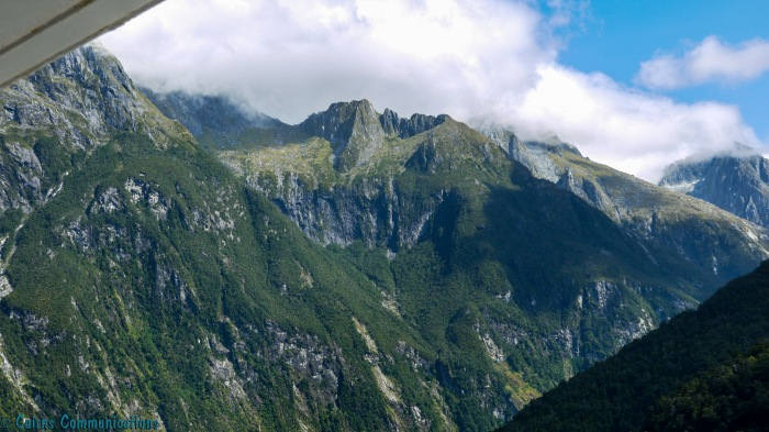 NZ Fiordland National Park