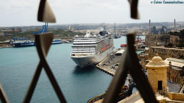 MSC Musica in Malta