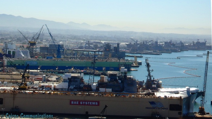 San Diego shipyards