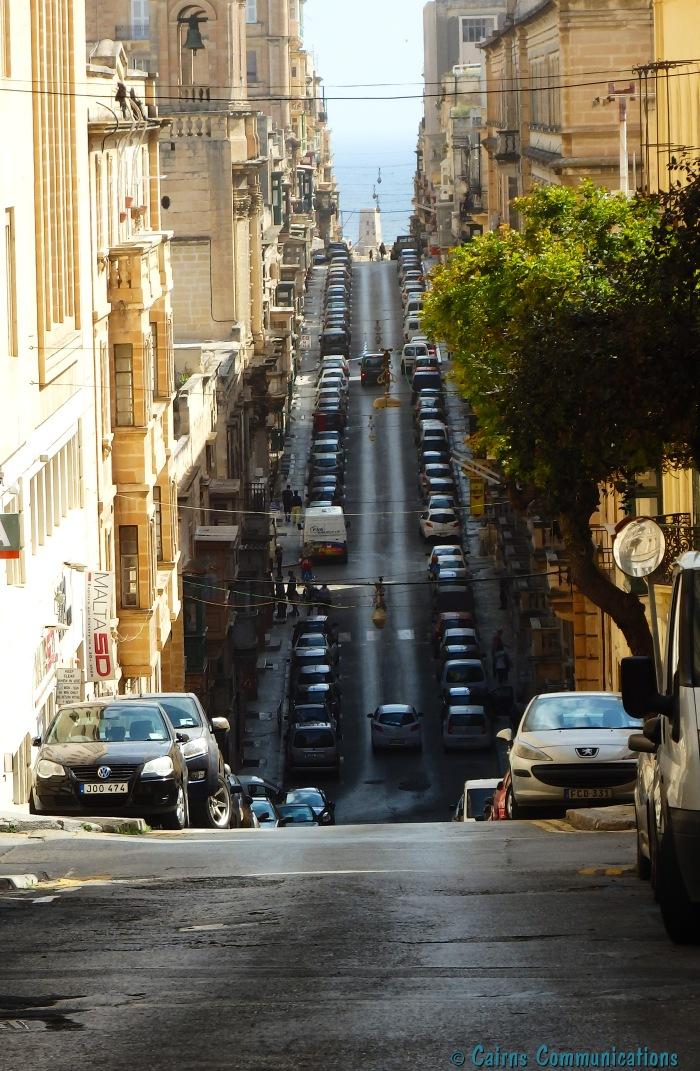 Old Bakery Street, Valletta