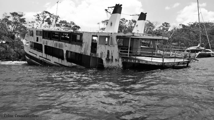 Port Vila wrecks