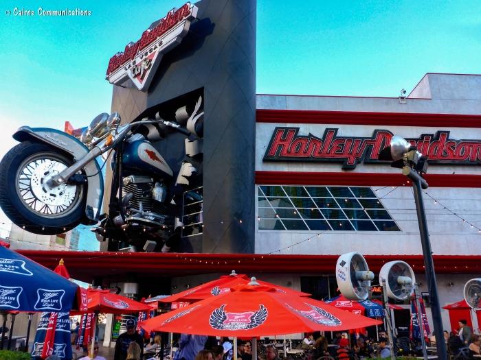 Harley Cafe Vegas